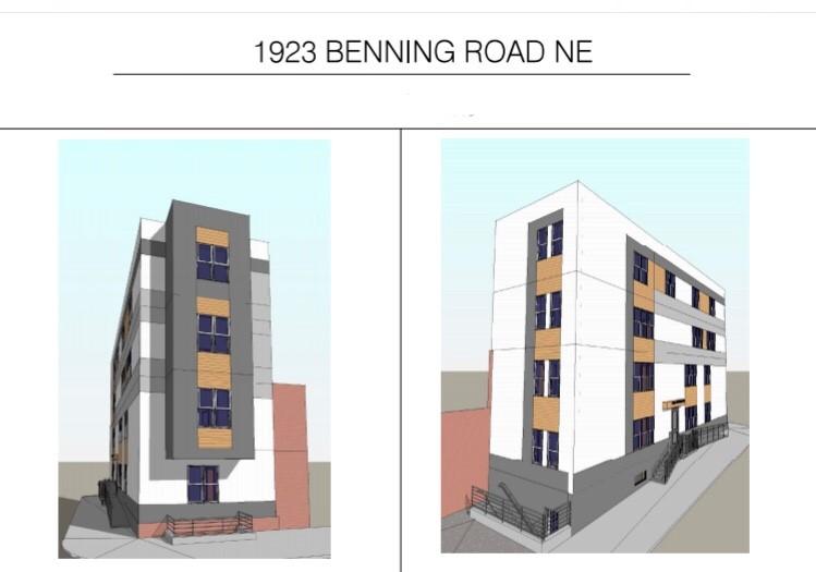 1923 Benning Road NE